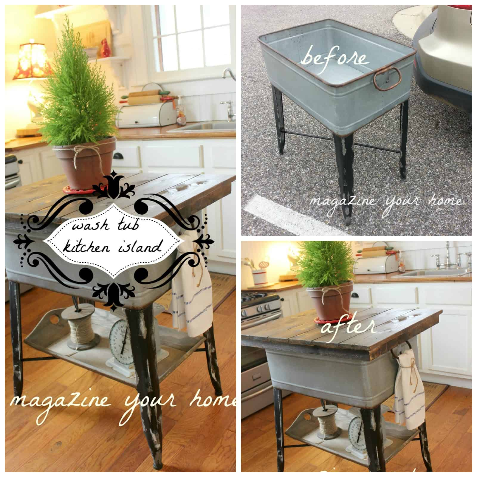 Repurposed Flea Market Finds That Make Gorgeous Upcycled