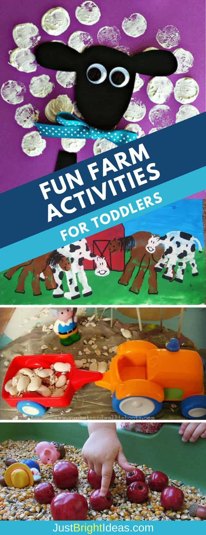 fun farm activities for toddlers