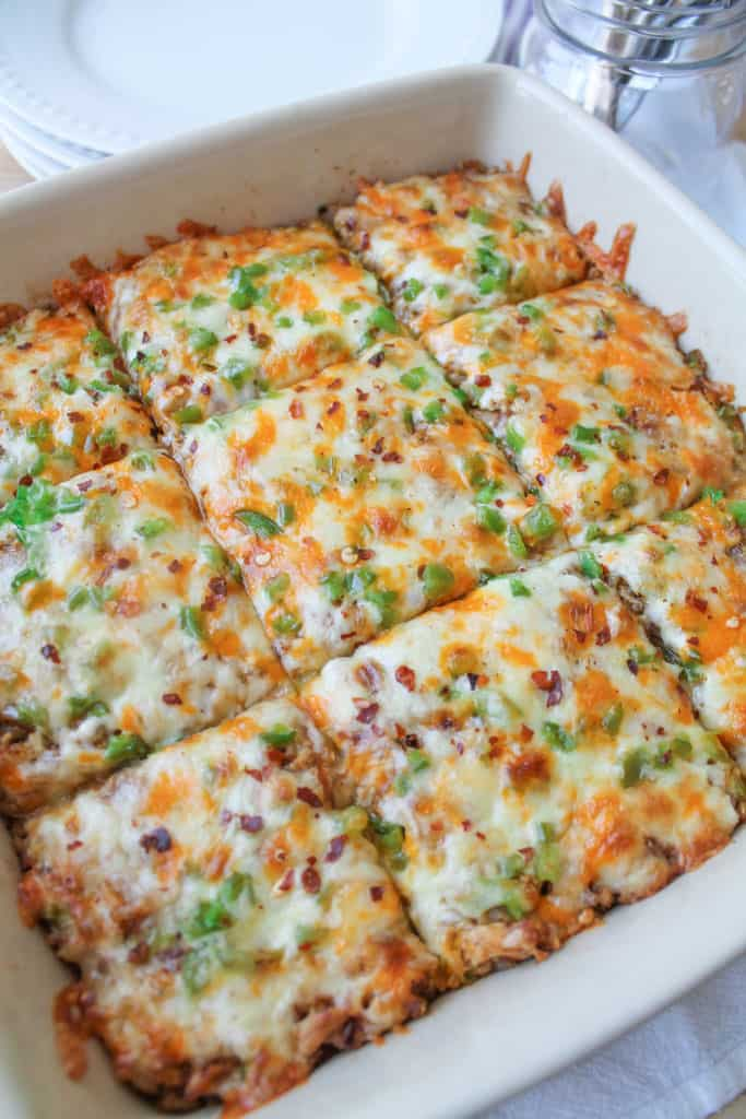 Mexican Brown Rice Bake - Gluten Free