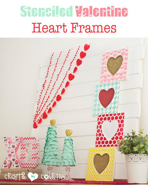 Silhouette Cameo Craft | Valentine