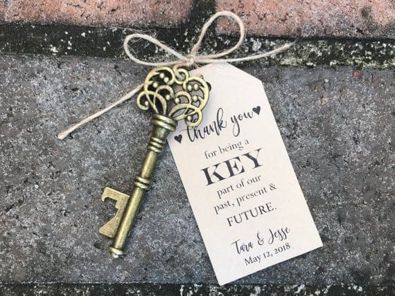 Skeleton Key Bottle Openers