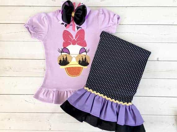 Daisy Duck Pants Outfit