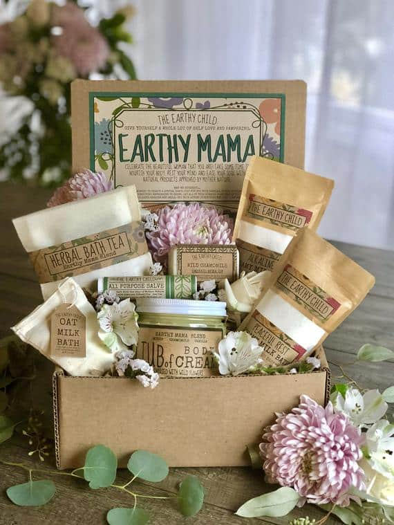 Pregnancy Spa Box