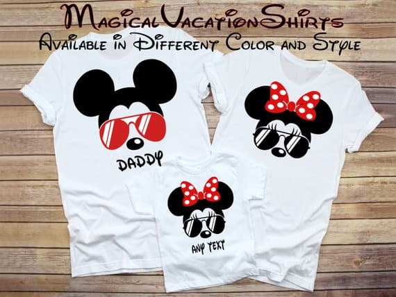 Family Disney Shirt