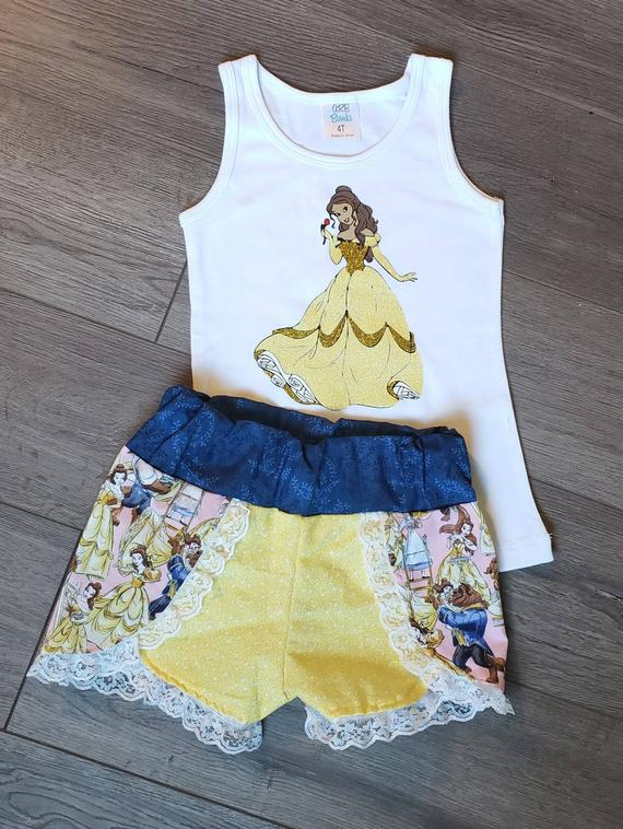 Beauty and the Beast Outfit