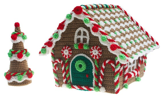 Christmas Gingerbread Cottage