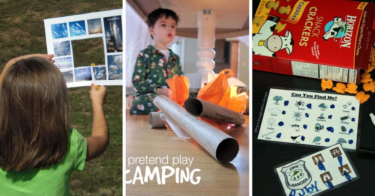14 Fun Camping Activities For Toddlers To Enjoy