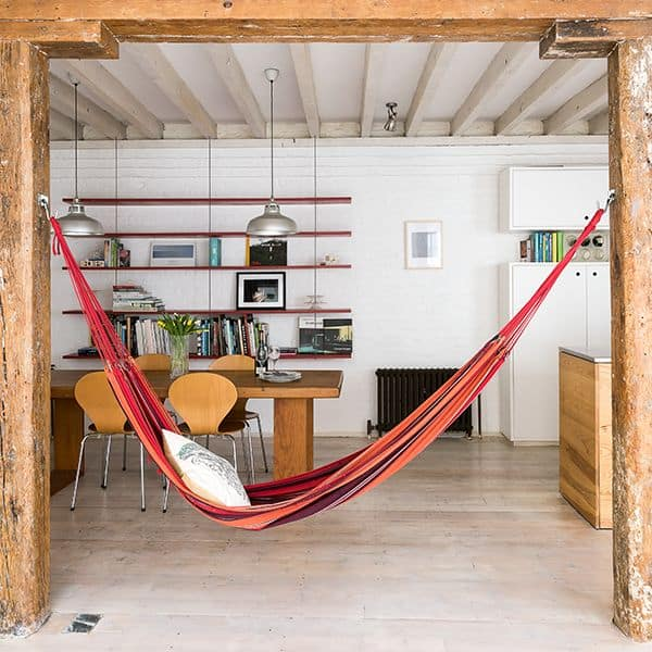 18 Awesome Indoor Hammock Ideas For A Lazy Sunday Morning