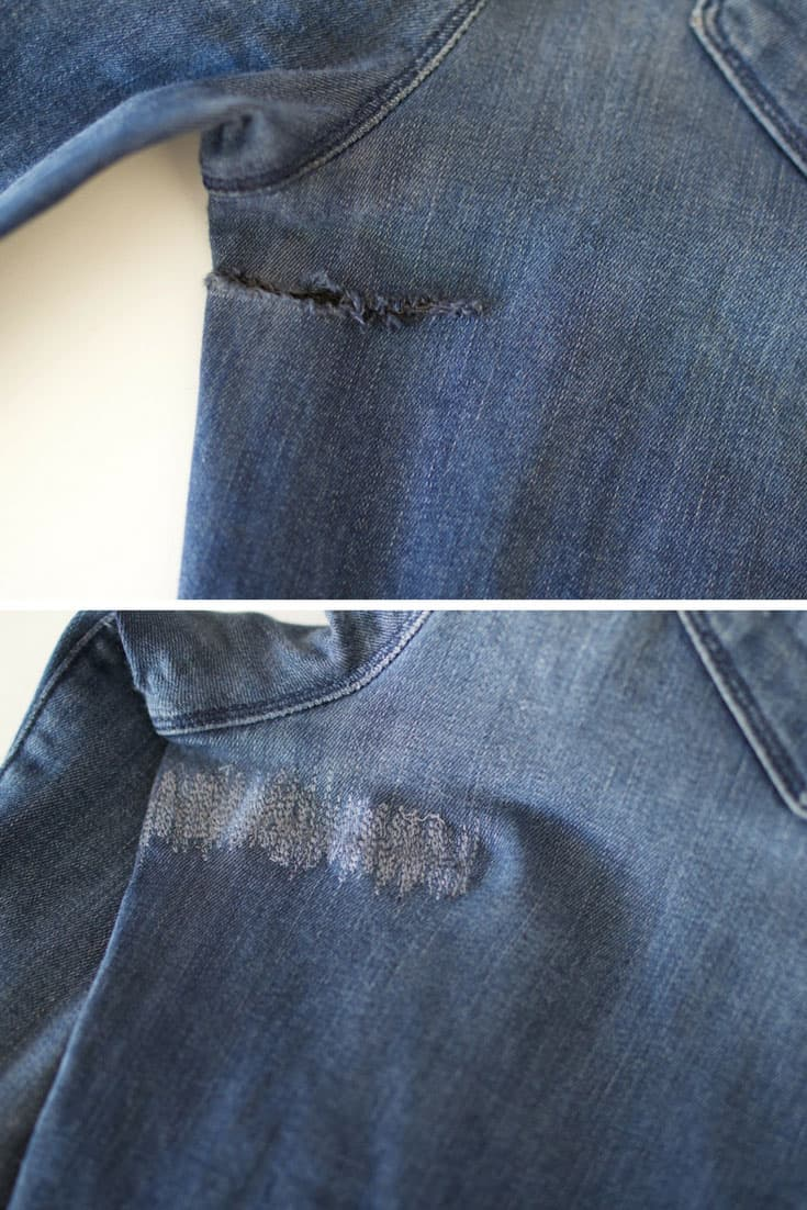 Denim Jeans Repair