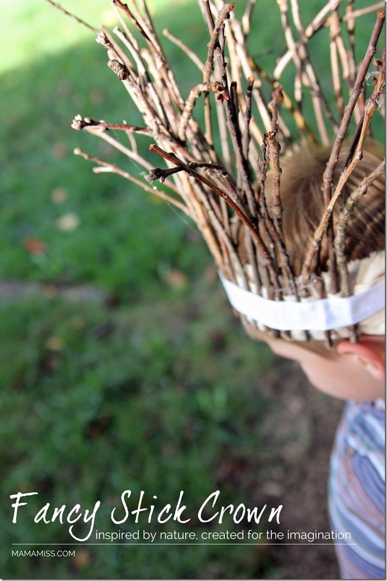 Stick Crown