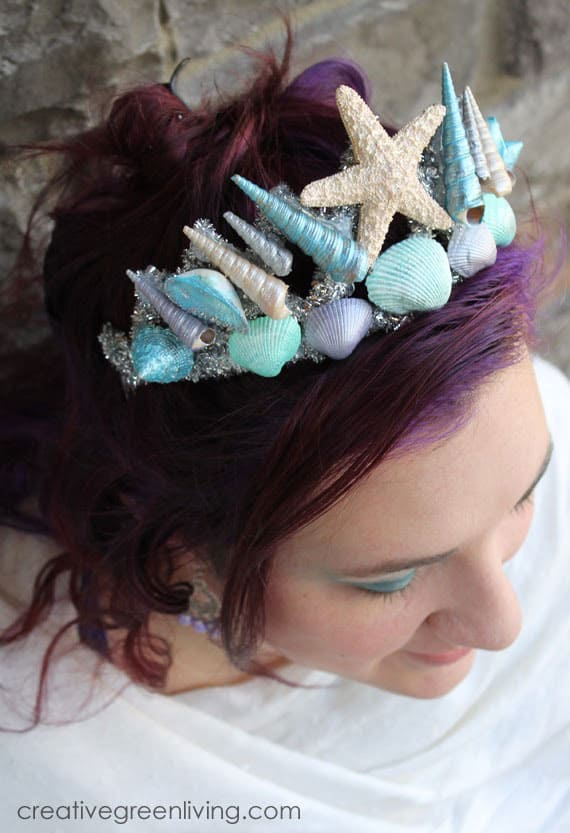 Stunning Mermaid Tiara