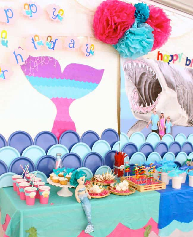 Mermaid Party Inspiration