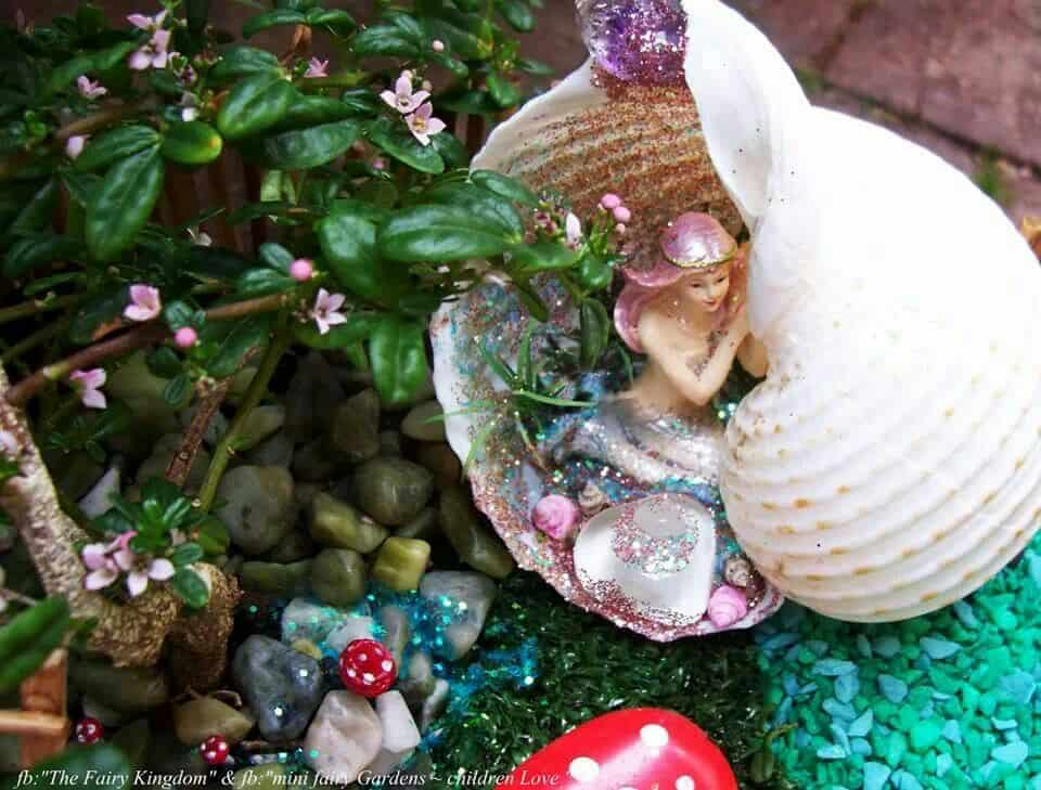 Mermaid in a Shell