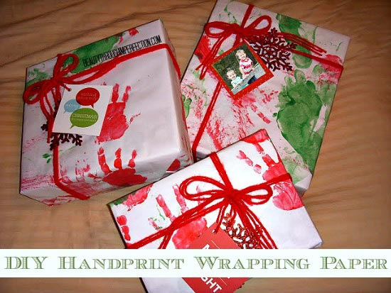 10 Super Fun Homemade Wrapping Paper Crafts That Will Make