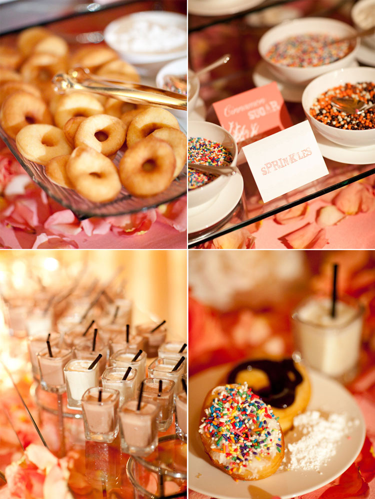 Wedding | Loving these build your own food bar ideas!