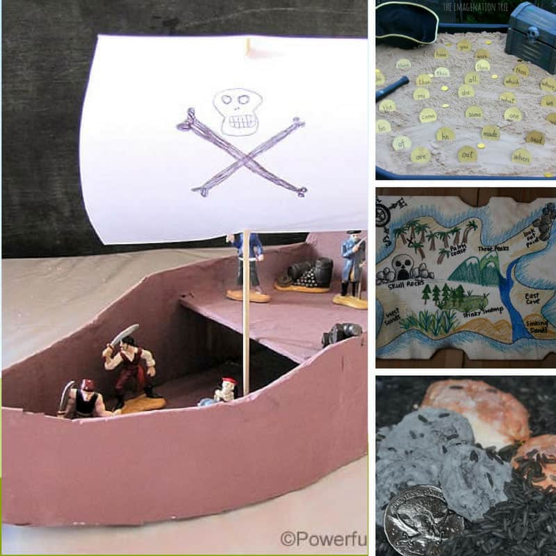 pirate activities for kids of all ages