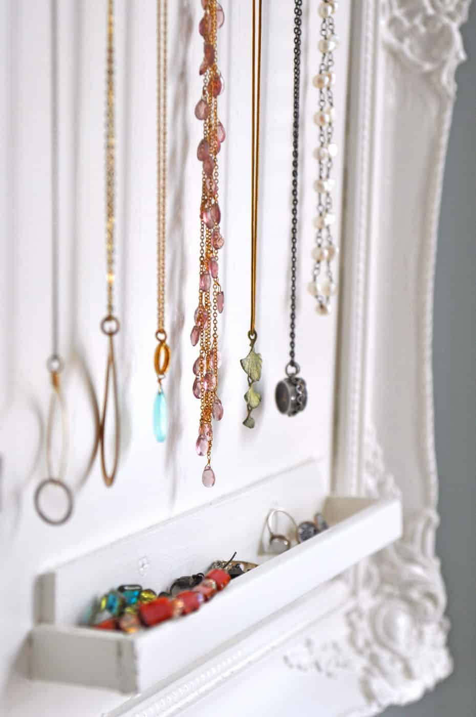Turn it into jewellery storage