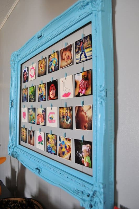 Make a frame for your Instagrams