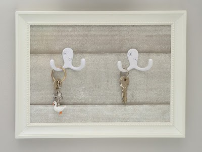 Make a key hanger
