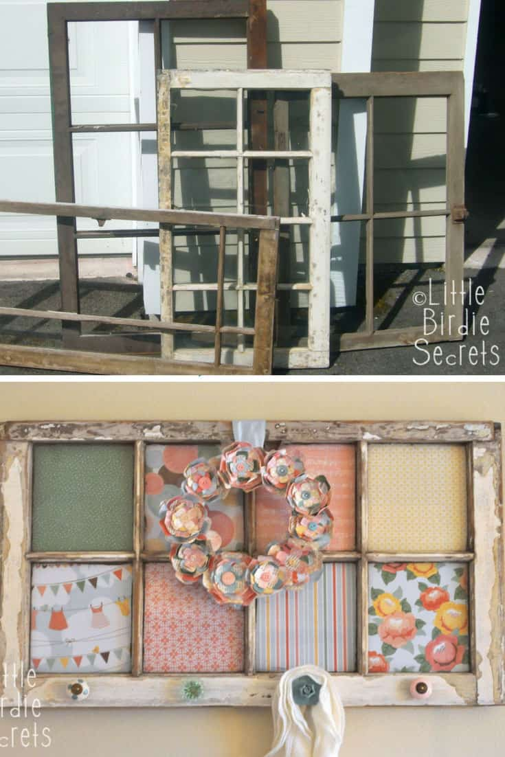 Altered Window Frame Tutorial