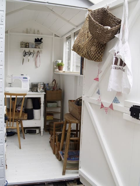 A Sewing Space