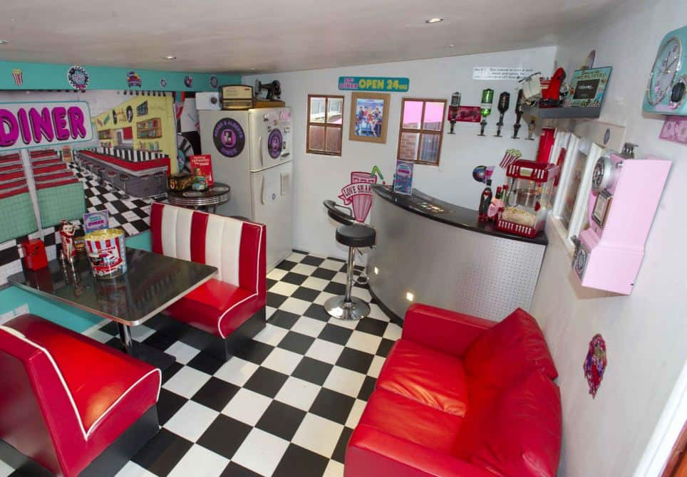 A Fifties Diner