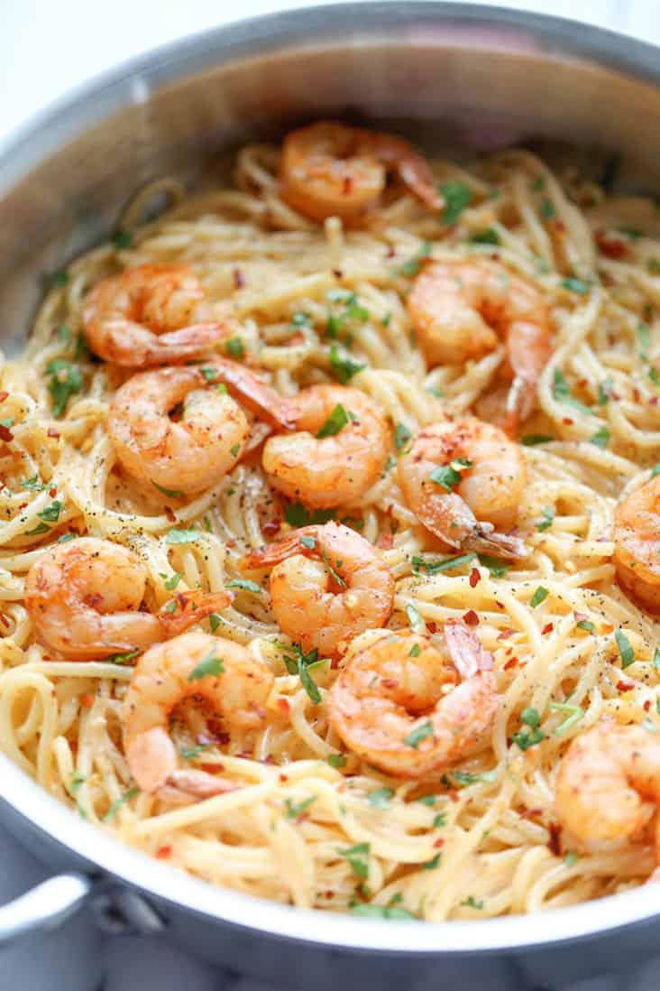 15 Easy Shrimp Pasta Recipes You Need To Feed Your Family