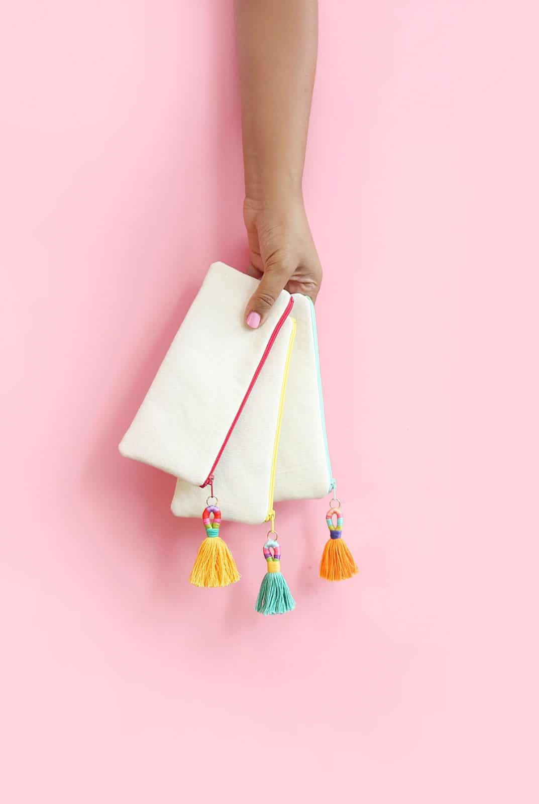 DIY Purse Tassels