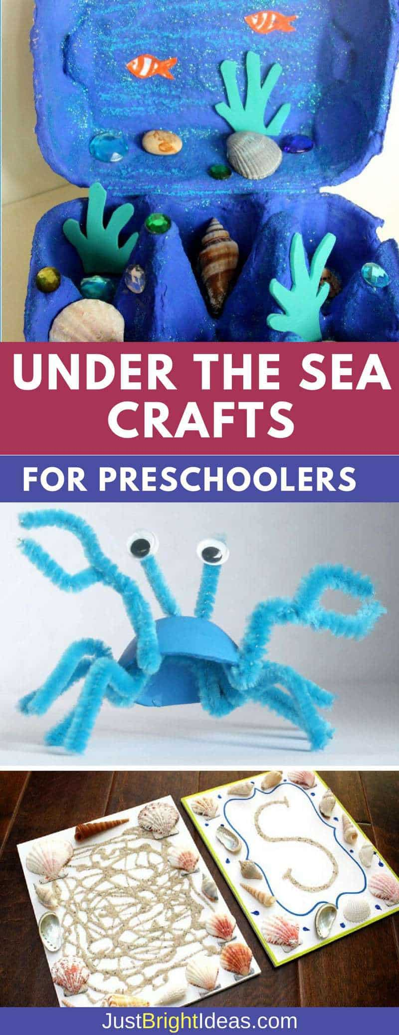 under the sea crafts for preschoolers