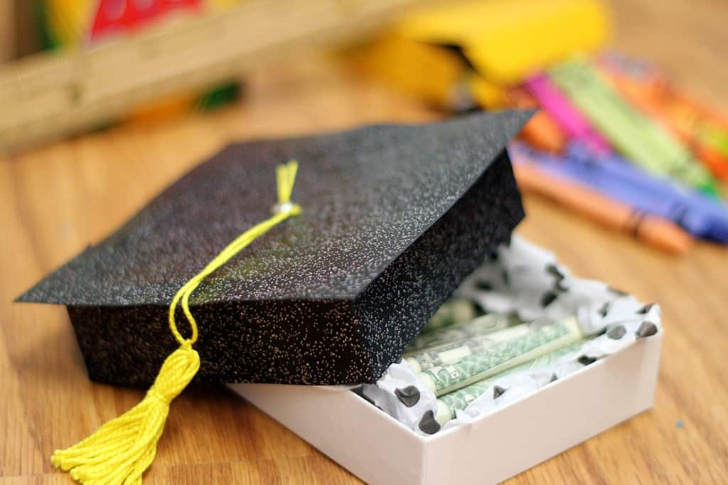Graduation Gift Ideas: ConGRADulations! Gift Box